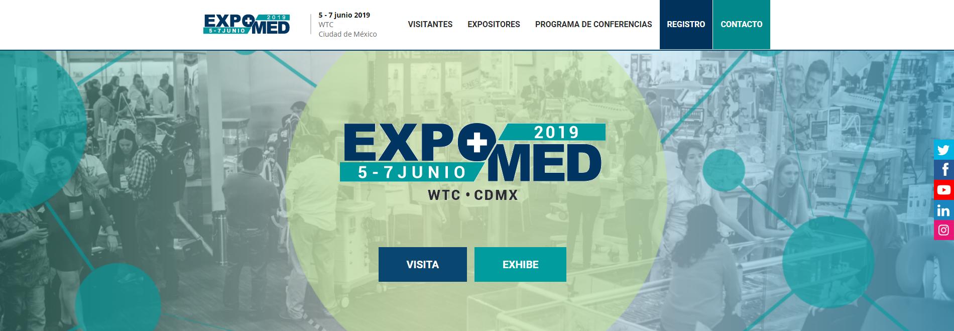 ExpoMed 2019 Evento Médico