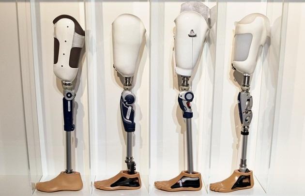 Prótesis de pierna en México